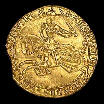 Le franc était la monnaie utilisée en France. À quand remonte son origine ?