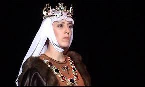 Quelle femme fut reine de France puis d'Angleterre ?