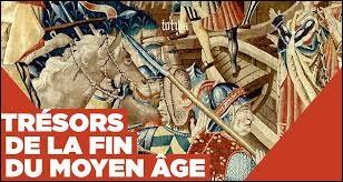 Fin du quiz... Fin de la joute... Fin du Moyen Âge... Chacun de ces événements peut être considéré comme la fin de cette époque. Quelle date est erronée ?