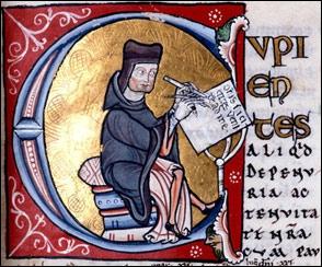 Quelle astuce permettait aux moines copistes d'arrondir leurs fins de mois ?
