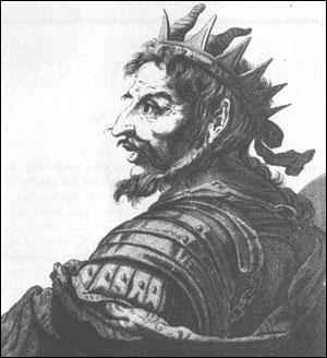 En 451, contre Attila le Hun, des peuples barbares s'étaient alliés aux Gallo-Romains pour la bataille des ''champs Catalauniques'' . Il y avait les Wisigoths, les Burgondes, les Francs et les...