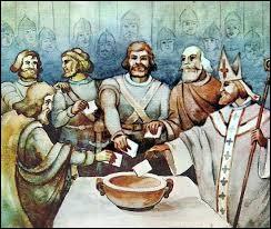 Il est arrivé qu'un roi soit élu. Pas par le peuple évidemment ! Les votants étaient triés sur le volet. Quel roi a été élu ?