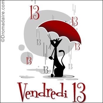 On dit souvent que le vendredi 13 porte malheur. Un événement s'est produit à cette date et pourrait être à l'origine de cette superstition.