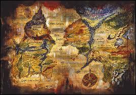 Que représente cette carte ?