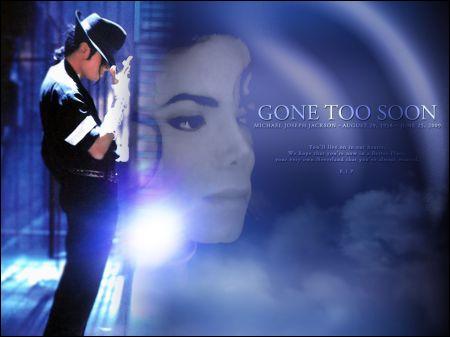 A qui la chanson Gone too soon est-elle dédiée ?