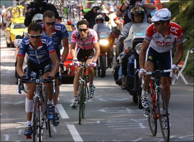 Ce coureur a inspiré une grande peur à l'Américain, au point que ce dernier l'enrôle dans son équipe. Ce grimpeur espagnol est un multiple vainqueur de la Vuelta.