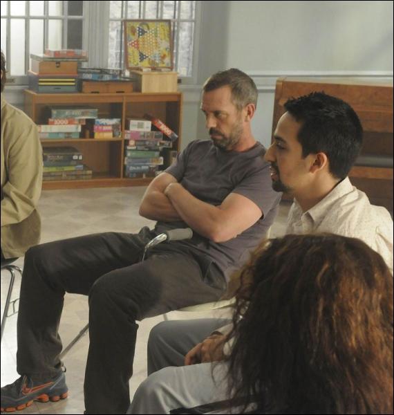 Dans la saison 6, dans quel hôpital est-il interné ?