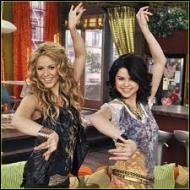 Quelle guest star est apparue aux côtés de Selena Gomez dans la série ?