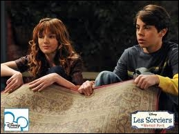 Quelle actrice Disney Channel a fait une apparition au cours de la saison 3 dans le rôle de Nancy Lukey ?