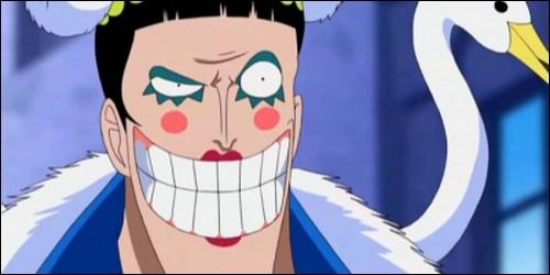 A Impel Down, à quel niveau Luffy rencontre Bon Clay, plus connu sous le nom de Mr 2 ?