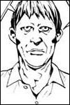 Pour vérifier si le Death Note fonctionne bien, Light le teste pour la première fois sur :
