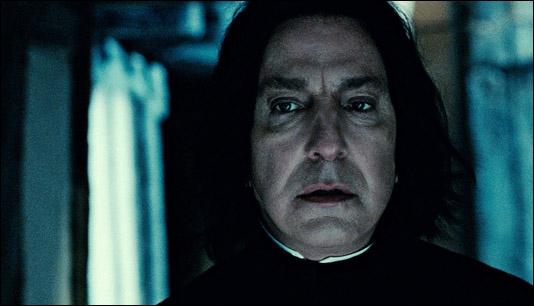 De quel tome vient cette photo de Severus Rogue ? (naturel)