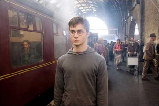 De quel tome vient cette photo de Harry Potter ? (Où suis-je ? )