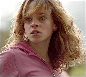 De quel tome vient cette photo d'Hermione Granger ? (Ne me touchez pas ! )