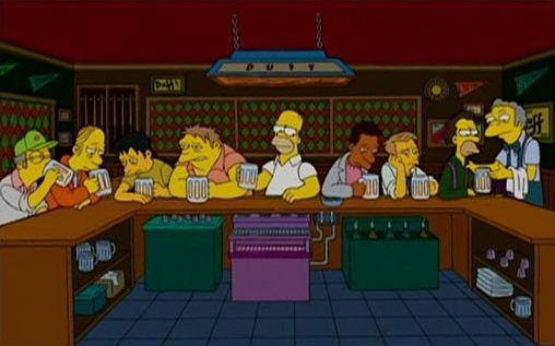 Les Simpson s'invitent au musée