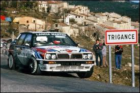 Combien de fois la marque Lancia a-t-elle remporté le championnat des constructeurs avec la Delta ?