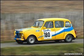 Peut-on faire un rallye avec cette voiture ?