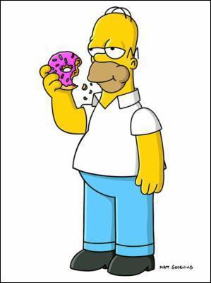 Que signifie le J dans le deuxième prénom d'Homer ?