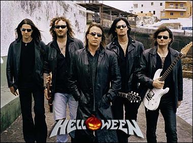 Quelle est la nationalité du groupe Helloween ?