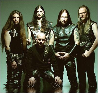 Quelle est la nationalité du groupe Hammerfall ?