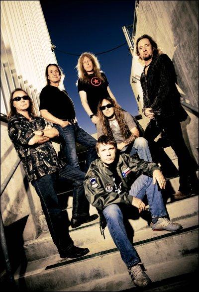 Quelle est la nationalité du groupe Iron Maiden ?