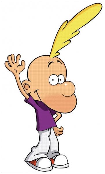 Qui est ce personnage à la mèche blonde ? Il est fou de Nadia :