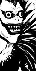 Quelle information importante concernant le Death Note Ryûk donne-t-il à Light lorsque cette dernière demande à son grand frère de l'aider à faire ses devoirs ?