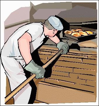 Je confectionne de délicieuses baguettes et vends de croustillants pain aux chocolat. Quel est mon métier ?