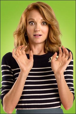 Qui joue le rôle d'Emma Pillsbury ?