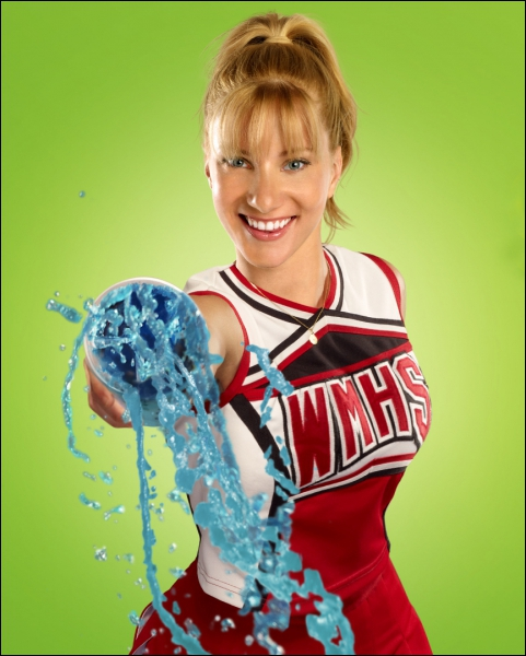 Qui joue le rôle de Brittany Pierce ?
