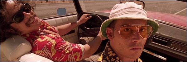 Film sorti en 1998, réalisé par Terry Gilliam. Johnny Depp joue le rôle de Raoul Duke, un journaliste.
