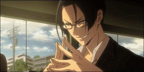 Chez qui Koichi Shido vient trouver refuge mais se fait ejecter pour non respect ?