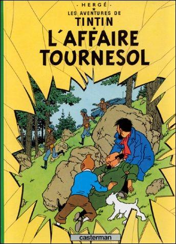 ''L'Affaire Tournesol'' : L'invention de Tournesol attise la convoitise des services d'espionnage étrangers. Une fois perfectionnée, elle permettrait de détruire une ville grâce à...