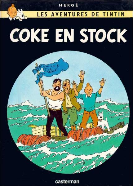 ''Coke en stock'' : Encore une affaire de trafic dans cet album... Mais quel est l'objet de celui-ci désigné par le terme ''coke'' ?