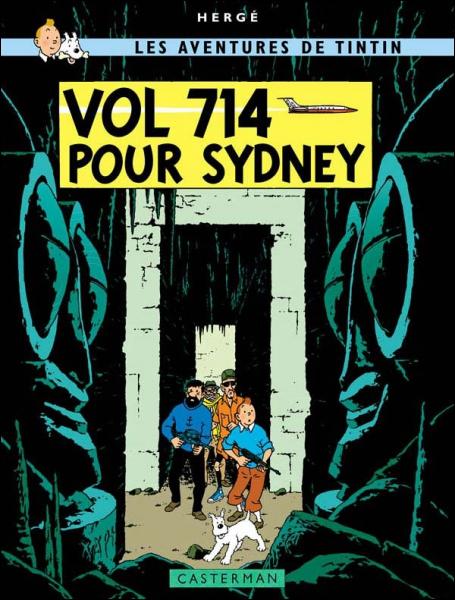 ''Vol 714 pour Sydney'' : Dans son avion supersonique, Laszlo Carreidas invite le capitaine Haddock à jouer contre lui. Le compagnon de Tintin apprendra plus tard que le milliardaire triche toujours...