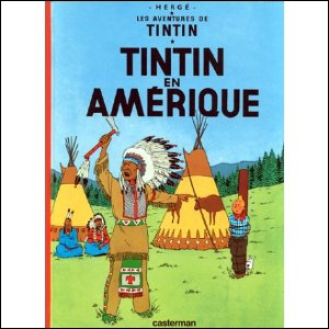 ''Tintin en Amérique'' : Quel personnage réel (ce sera le seul) peut-on voir dans cet album ?