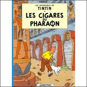 ''Les Cigares du pharaon'' : Perdu dans la jungle, comment Tintin arrive-t-il à communiquer avec les éléphants ?