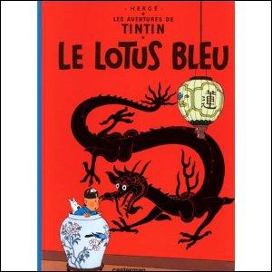 ''Le Lotus bleu'' : De quelle nationalité sont les adversaires de Tintin ?