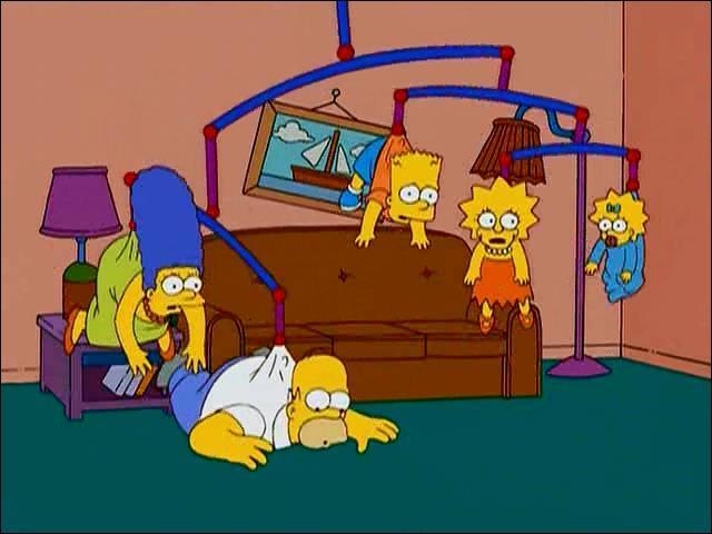 Pourquoi Homer Simpson a-t-il été abandonné par sa mère ?