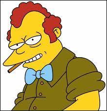 Quel métier exerçait le père de Marge ?