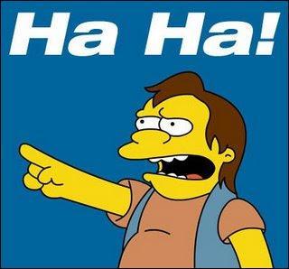 Quel personnage des Simpson est un imposteur ?