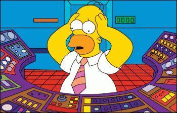 Dans quel secteur de l'usine travaille Homer Simpson ?