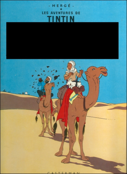 Quel est le nom de cet album de Tintin ?