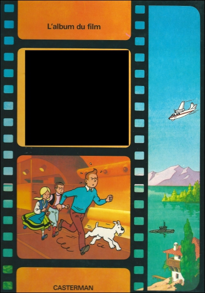 Quel est le nom de cet album de Tintin ? (Hors série)