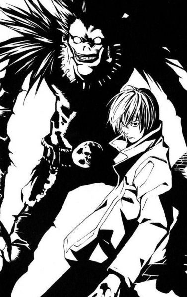 Death Note - Page 6 - Manipulation