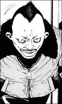 Light a noté le nom de cet homme dans son Death Note et a prévu de le faire agir selon sa volonté. Que doit-il faire ?