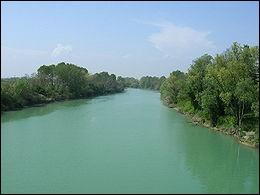 Le Piave est un fleuve du Nord-Est de l'Italie d'un peu plus de 230 km de long. Il ne traverse qu'une région italienne. Laquelle ?