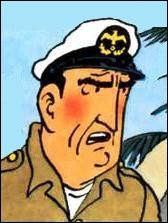 Qui est ce personnage du monde de Tintin ?