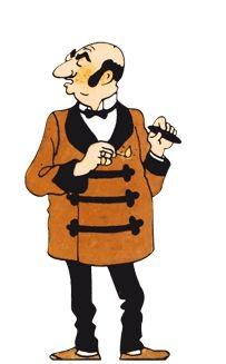Personnages de Tintin