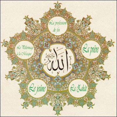 Laquelle de ces propositions n'est pas un pilier de l'Islam ?